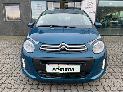 brugt Citroën C1 1,0 VTi Shine 72HK 5d A+++
