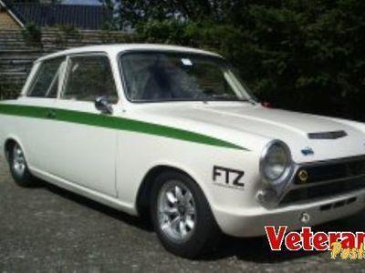 brugt Ford Cortina Lotusmk.1