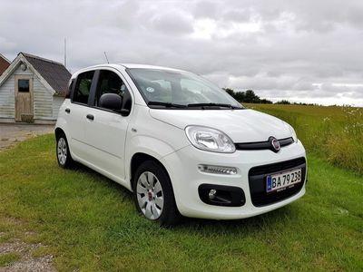 begagnad Fiat Panda 0,9 TwinAir Popstar 60HK 4d
