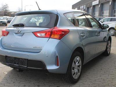 brugt Toyota Auris 1,4 D-4D T2+ Comfort 90HK 5d 6g