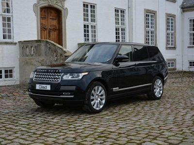 brugt Land Rover Range Rover L 5,0 V8 S/C Autobiography 4x4 510HK 5d 8g Aut.