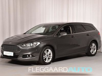 brugt Ford Mondeo 2,0 TDCi Titanium 180HK Stc 6g Aut.