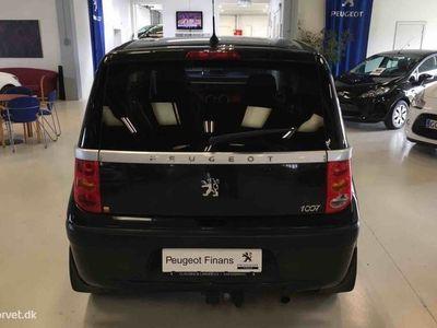 brugt Peugeot 1007 1,4 HDI City 70HK