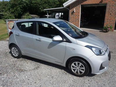 brugt Hyundai i10 1,0 Eco Touch 67HK 5d