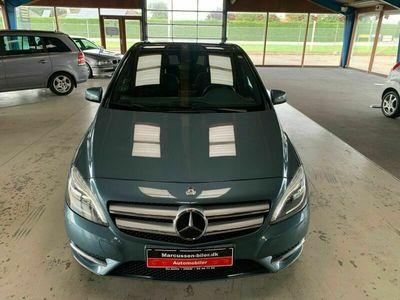 brugt Mercedes B200 1,6 aut. BE