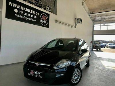 brugt Fiat Punto Evo 1,3 MJT 85 Dynamic