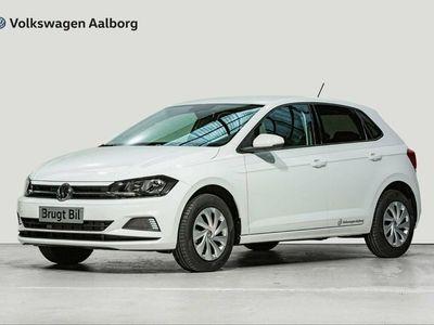brugt VW Polo 1,6 TDi 95 Comfortline DSG