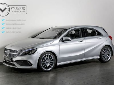 usata Mercedes A200 1,6 Edition aut.
