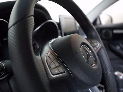 brugt Mercedes C200 2,0 Coupé