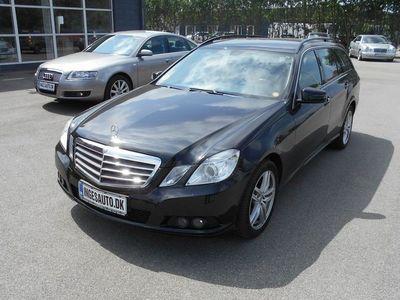 gebraucht Mercedes E200 2,1 CDI BlueEfficiency 136HK Stc Aut.
