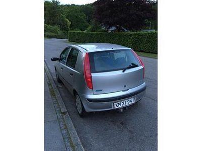 brugt Fiat Punto 1,2 16v ELX