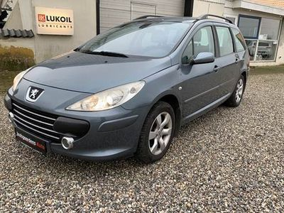 brugt Peugeot 307 307 1,61,6 HDI STC