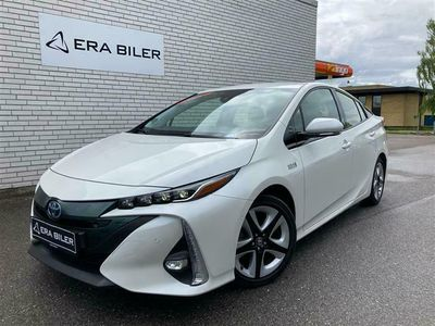 brugt Toyota Prius 1,8 Plug-in Plugin-hybrid H4 122HK 5d Aut.