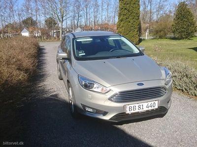 usata Ford Focus 1,5 EcoBoost Titanium 150HK 5d 6g