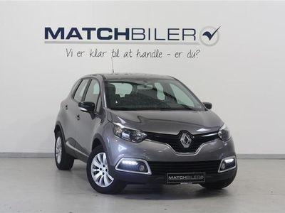 brugt Renault Captur 1,5 DCI FAP Expression 90HK 5d