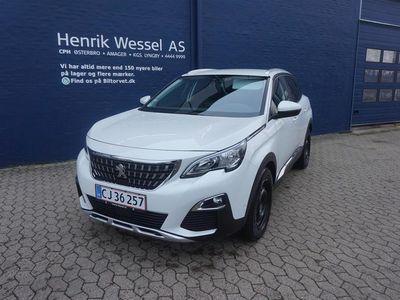 brugt Peugeot 3008 1,5 BlueHDi Allure 130HK 6g A+