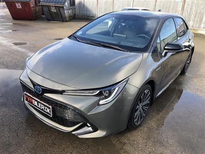 brugt Toyota Corolla 2,0 B/EL H3 E-CVT 180HK 5d 6g Aut.