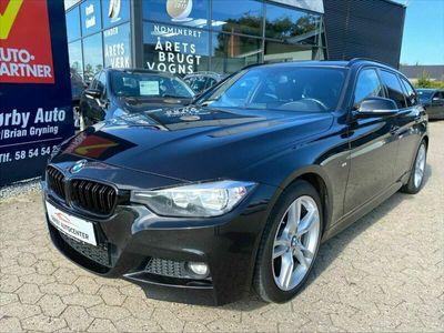 brugt BMW 320 d Touring M-Sport aut.