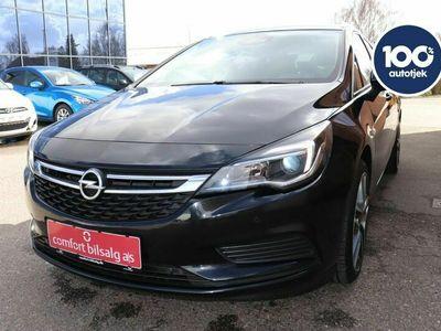 brugt Opel Astra 4 T 125 Enjoy Sports Tourer