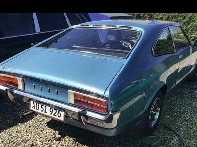brugt Ford Granada 2,3 V6 GT Fastback