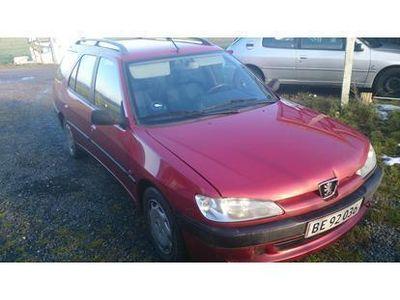 brugt Peugeot 306 1,9