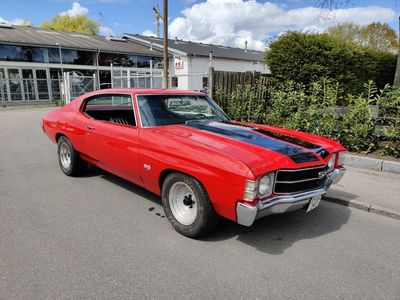 brugt Chevrolet Chevelle SS Coupe 1972