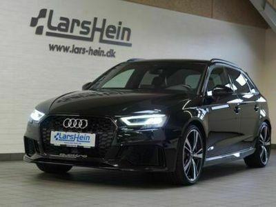 brugt Audi RS3 TFSi SB quattro S-tr.