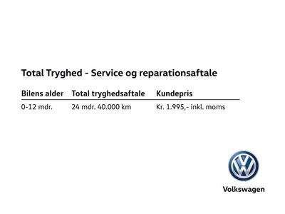brugt VW Tiguan 1,4 TSi 150 Comfortline DSG 4M