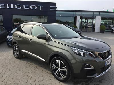 brugt Peugeot 3008 1,5 BlueHDi Allure Tech-Pack 130HK 6g