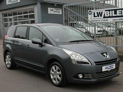 usata Peugeot 5008 2,0 HDi 150 Premium 7prs