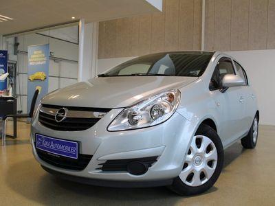 käytetty Opel Corsa 1,2 16V Enjoy Easytr.