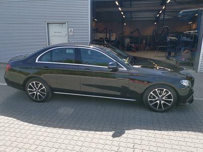 brugt Mercedes E300 d Sedan 9G-TRONIC