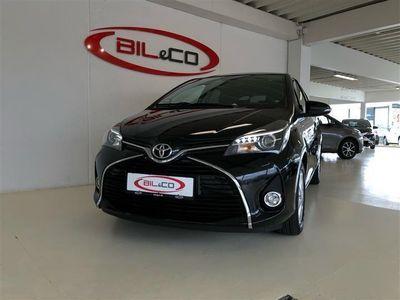 käytetty Toyota Yaris 1,3 VVT-I Lounge Edition 100HK 5d 6g