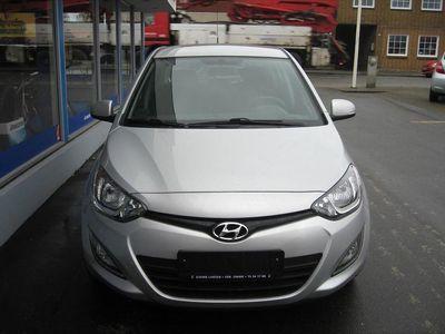 brugt Hyundai i20 1,1 CRDi ISG Comfort 74HK 5d