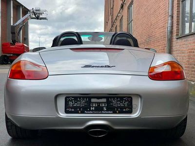 brugt Porsche Boxster 2,5