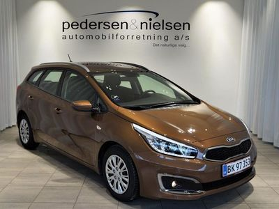 brugt Kia cee'd SW 1,0 T-GDI Style 100HK Stc 6g