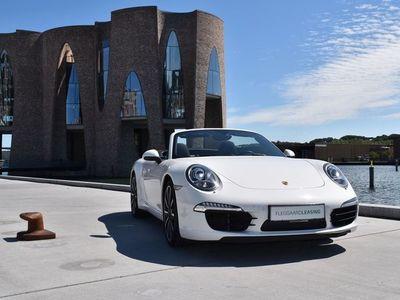 brugt Porsche 911 Carrera S Cabriolet 3,8 PDK 400HK 7g Aut.