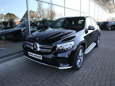 usata Mercedes GLC250 d 2,2 AMG Line aut. 4-M