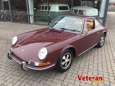 brugt Porsche 912 1,6 Coupe