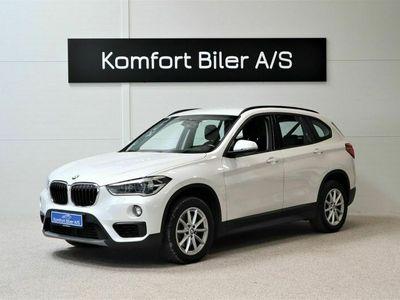 brugt BMW X1 sDrive20d Advantage aut. 2,0