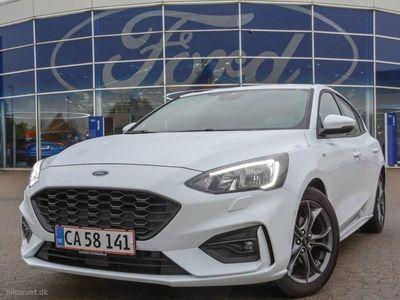 usata Ford Focus 1,0 EcoBoost ST-Line 125HK 5d 6g