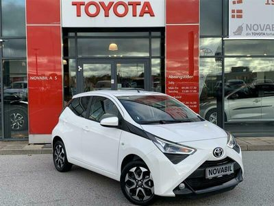 brugt Toyota Aygo 1,0 VVT-I X-Press 72HK 5d A++