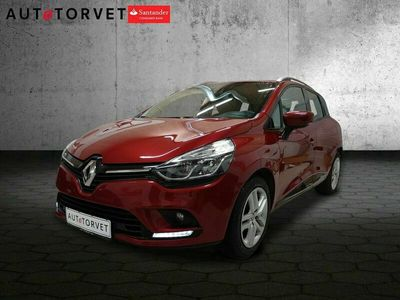 brugt Renault Clio IV 1,5 dCi 90 Limited ST