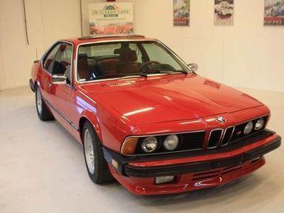 brugt BMW 635 CSi 3,5 M Technic ll