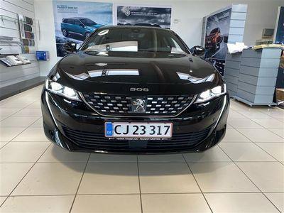 brugt Peugeot 508 SW 2,0 BlueHDi GT EAT8 start/stop 177HK Stc 8g Aut.