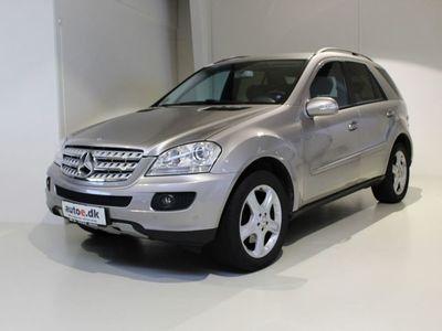 brugt Mercedes ML280 3,0 CDi aut. 4-M