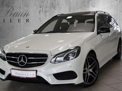 brugt Mercedes E250 AMG-Line