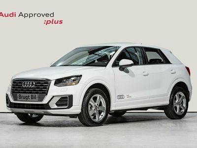 brugt Audi Q2 35 TDi Sport S-tr.