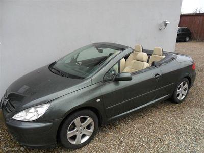 usado Peugeot 307 CC 2,0 136HK Cabr.