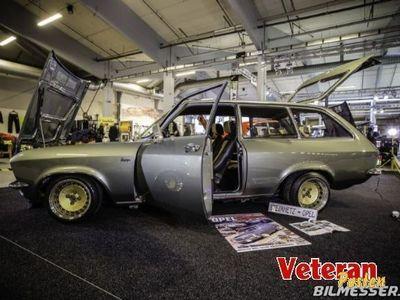 brugt Opel Ascona A Voyage